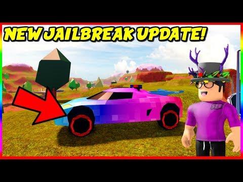 ROBLOX JAILBREAK LIVE STREAM   NEW TIRE UPDATE   SPIN THE WHEEL!