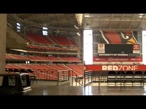 University of Phoenix Stadium 11-12-2010