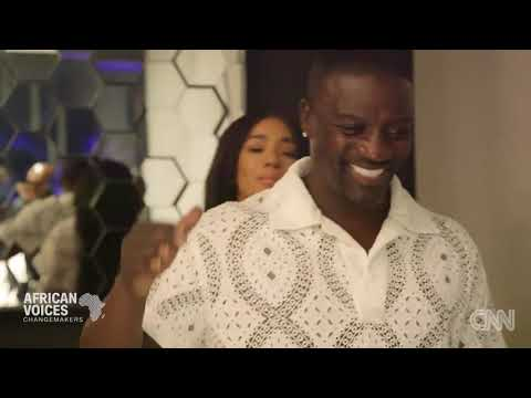 Akon on African Voices - Building the Future of Africa