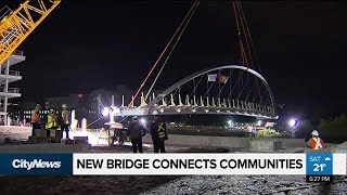 New Bridge Connects Trinity Bellwoods Park To Fort York