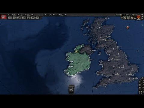 U.K Surrenders in 1936 [HOI 4 GERMANY SPEEDRUN]