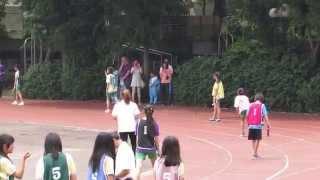 中和國小103年 (2014年) 運動會六年級大隊接力決賽