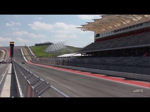 Austin F1 COTA Track Preview - /DRIVEN