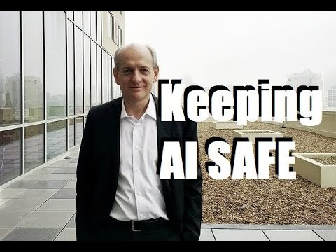 Prof. Stuart Russell – Building Artificial Intelligence That is Provably Safe & Beneficial