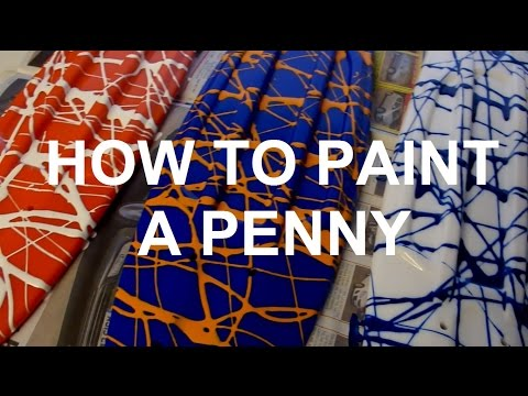 How To Paint A Penny Board