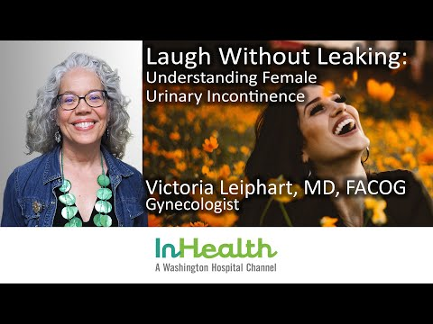 1 / 2 Of Older Women Suffer Incontinence