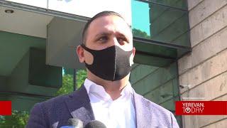 Գագիկ Ծառուկյանի նկատմամբ գրավը՝ որպես խափանման միջոց ընտրելու դատական նիստը հետաձգվել է