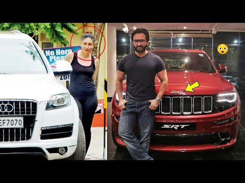 Saif Ali Khan and Kareena Kapoor Khan: Car...