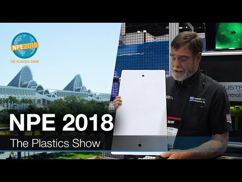NPE 2018 Collaboration with Sumitomo DEMAG