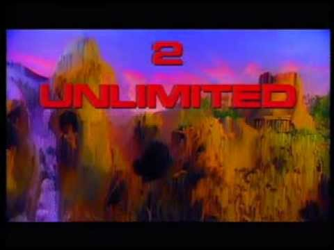 2 UNLIMITED - Tribal Dance (No Rap) (Official Music Video)