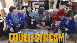 YOU'VE NEVER HAD A STRAY PUBE? (Couch Stream)
