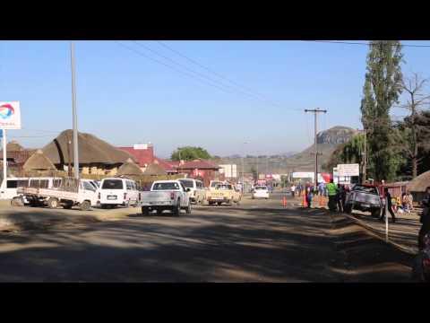 Lesotho Scènes de vie / Lesotho Lifestyle
