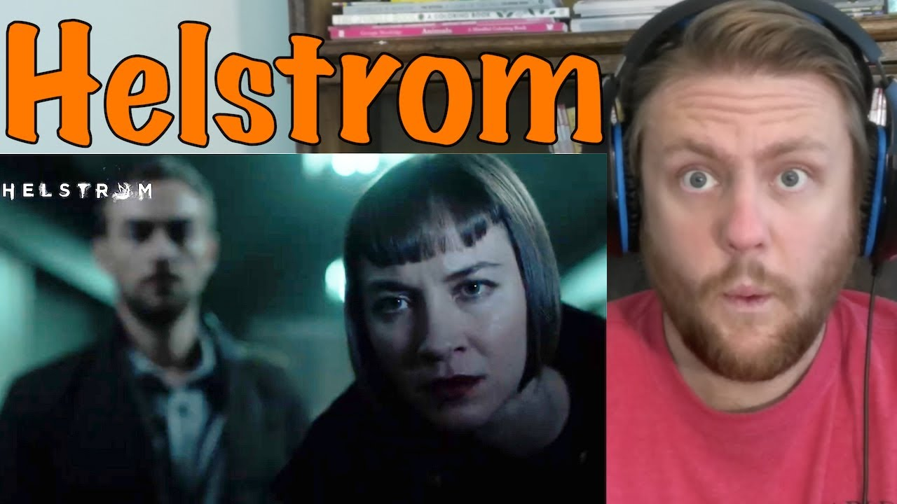 Helstrom Comic-Con Trailer Reaction ...