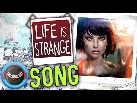 """LIFE IS STRANGE SONG """"Time Will Wait"""" thumbnail"""