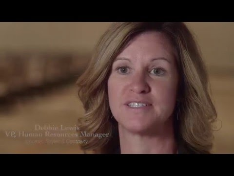 Learn how one financial services company is advancing women leaders