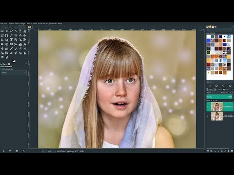 Gimp 2.10.12: Using Depth of Field filter to recover shadows thumbnail