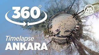 [360° Video] 360° Ankara