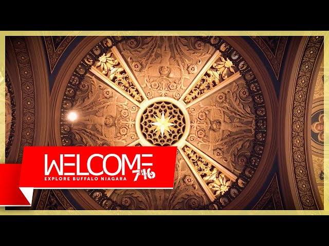 Welcome 716 visits Our Lady of Victory National Shrine & Basilica - Explore Buffalo Niagara