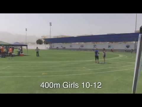 400 Meter Run - Timed Finals