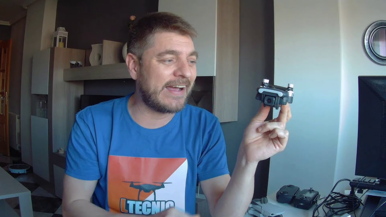 Presentacion en Directo MJX Bugs 7, el nuevo drone de 250 gramos картинки