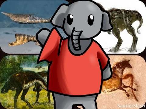 Life before man Episode 8 (ELEPHANT EPISODE)