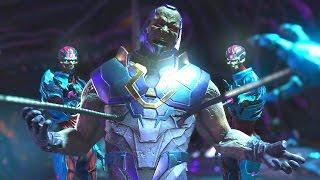 Injustice 2 - All Super Moves on Darkseid (1080p 60FPS)