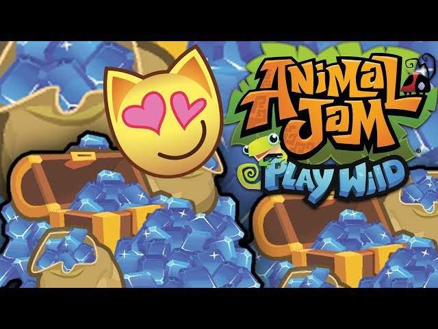 Have to Get Sapphires in Play Wild | Animal Jam Play Wild