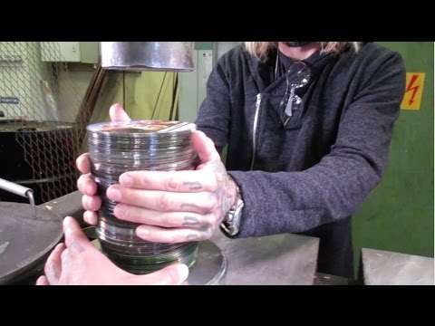 Exploding Stuff With Hydraulic Press Channel!