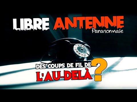 Laurent kasprowicz sur Libre Antenne Paranormale !