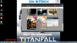 Titanfall Install DirectX Error Fix (Works for all Origin games)