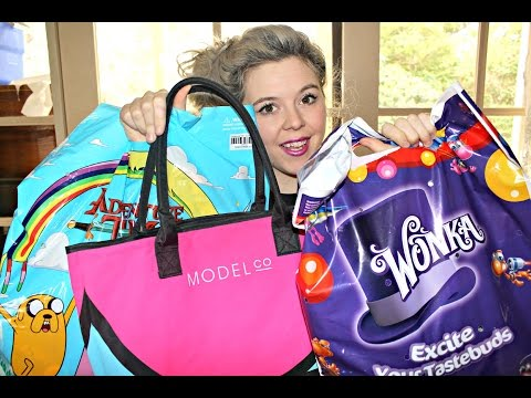 ROYAL MELBOURNE SHOW; SHOWBAG HAUL!! - Silverfoxxbeauty