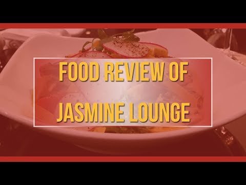 Review of Jasmine Cocktail Bar & Lounge, Sept 2017