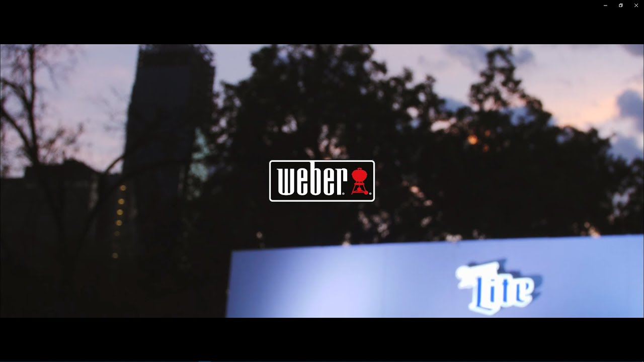 Weber @ Miller's Grill Together 2019