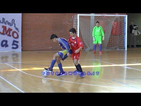 30/12/17 Futsalworld Cup : Ranica Allievi - Ranica Giovanissimi , highlights , calcio a 5 / futsal
