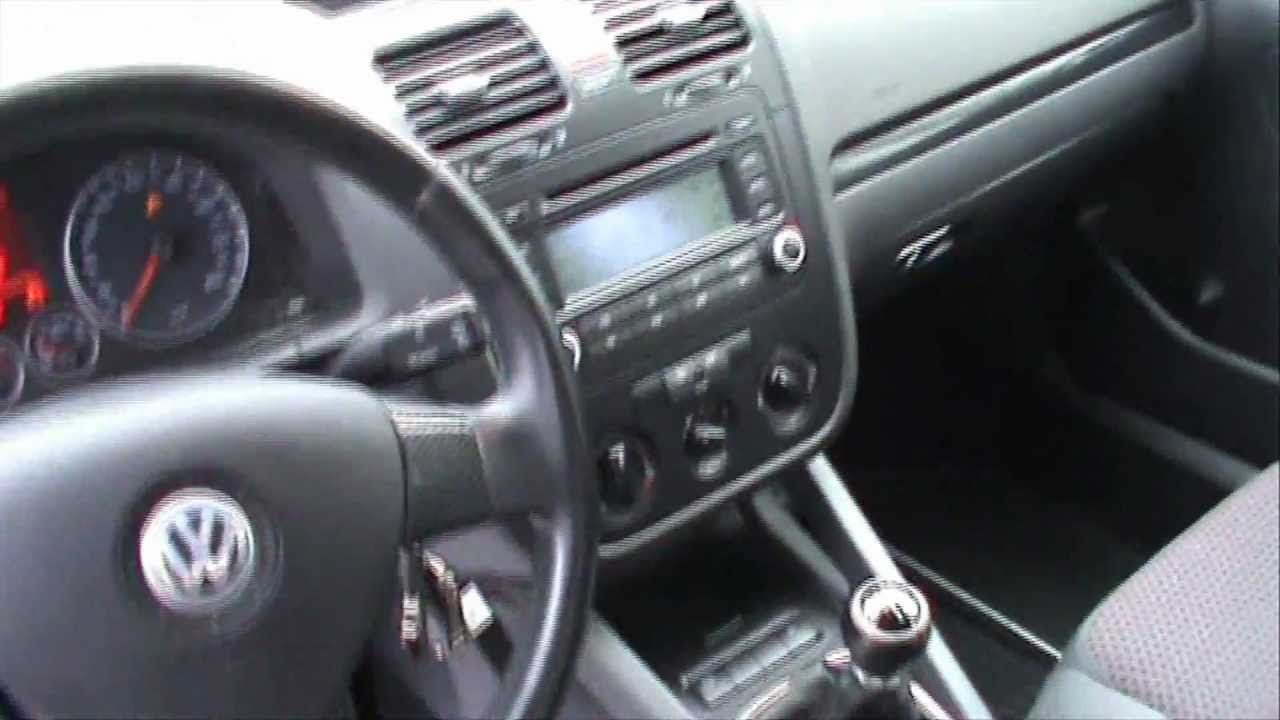 vw golf 1 4 tsi gt full review start up engine and in. Black Bedroom Furniture Sets. Home Design Ideas