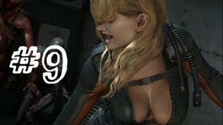 Resident Evil Revelations Gameplay Walkthrough Part 9 - Dead and Gone - Campaign Episode 4
