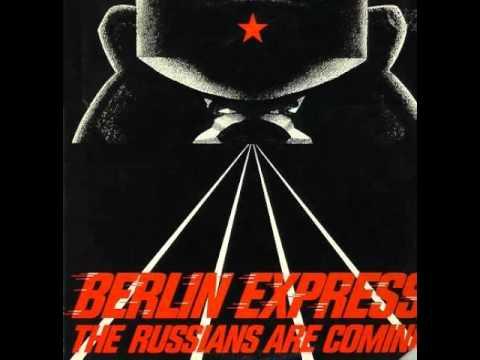 Berlin Express - The 4-08 To Paris