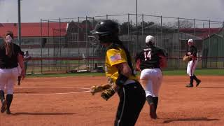 Softball vs BSC Highlights