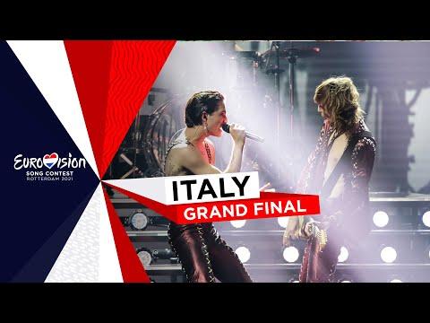 Måneskin - Zitti E Buoni - Italy ?? - Grand Final - Eurovision 2021