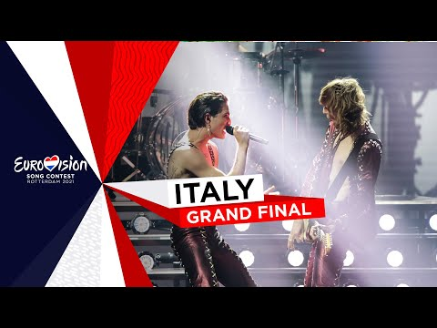 Måneskin - Zitti E Buoni - Italy 🇮🇹 - Grand Final - Eurovision 2021