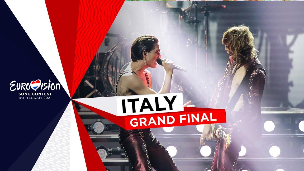 Победу в Евровидении одержала Италия