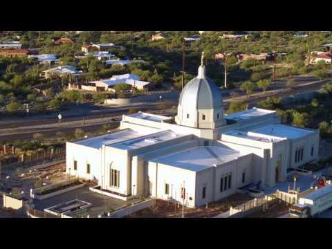 Tucson Temple Dedication Announced