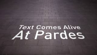 Text Comes Alive at Pardes