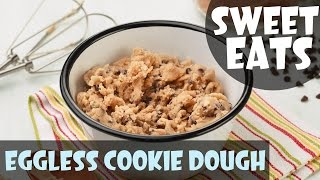 Chocolate Chip Cookie Dough You Can Eat Raw | Food Network