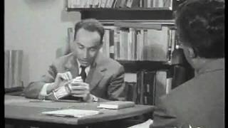Primo Levi intervistato da Luigi Silori - 1a parte