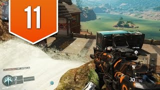 COD: Black Ops 3 - Road to Prestige - Live Multiplayer Gameplay #11 - R.A.P.S. ARE ROLLIN