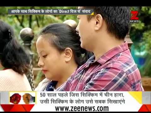 DNA : What people of Sikkim felt during Doklam standoff ?
