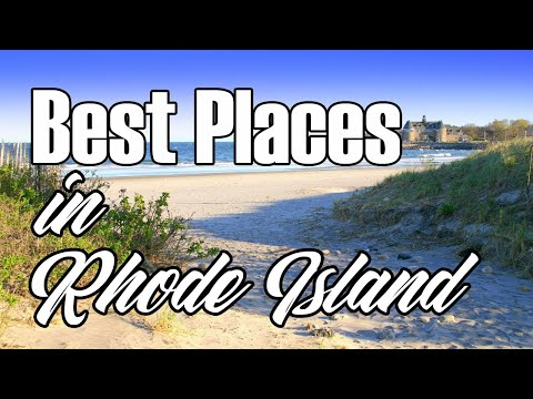 10 Best Travel Destinations in Rhode Island USA