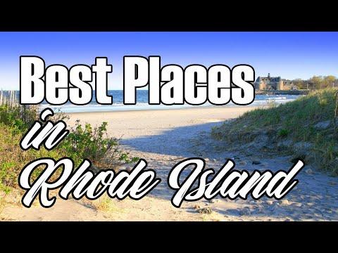 10 Best Travel Destinations in Rhode Island USA