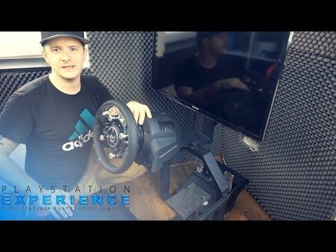 Thrustmaster T-GT Gran Turismo Sport PS4 Lenkrad Aufbau Kompatibel Mit Raceroom RR3055 ?